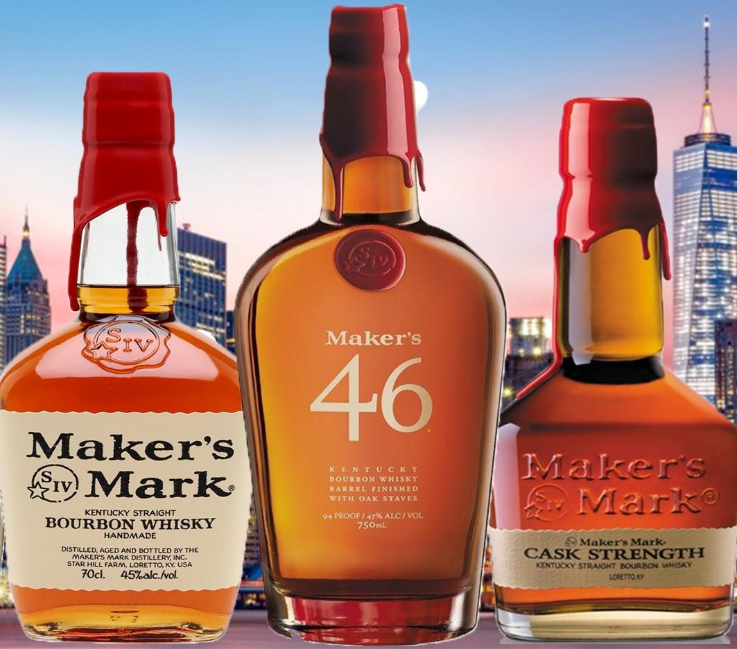 Maker's Mark Grain To Glass