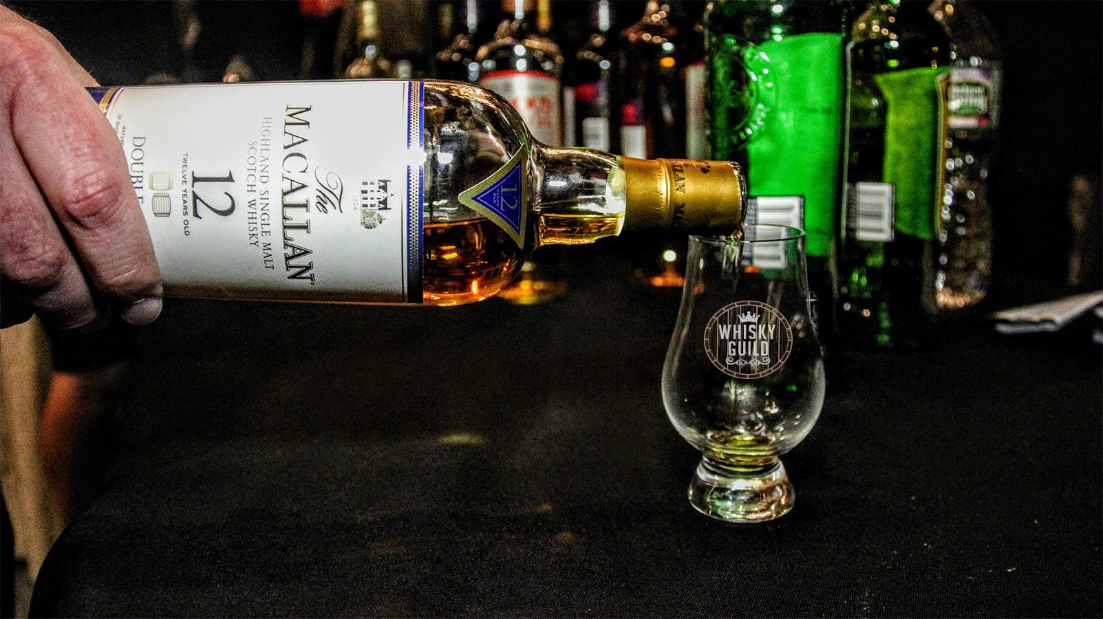 Whisky Pour