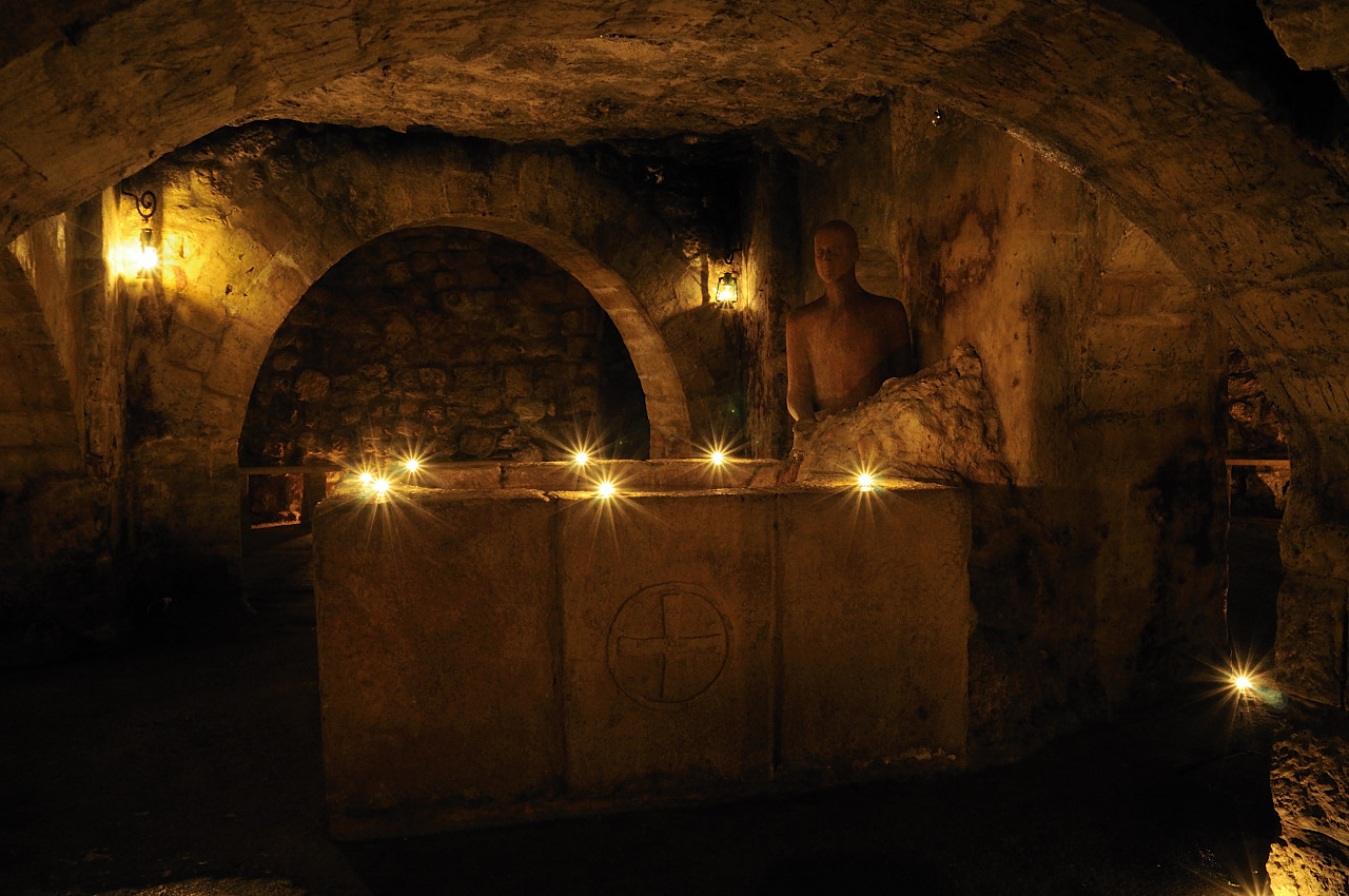 Budavári Labirintus - Múzeumok Éjszakája 2011-ben megszuntek