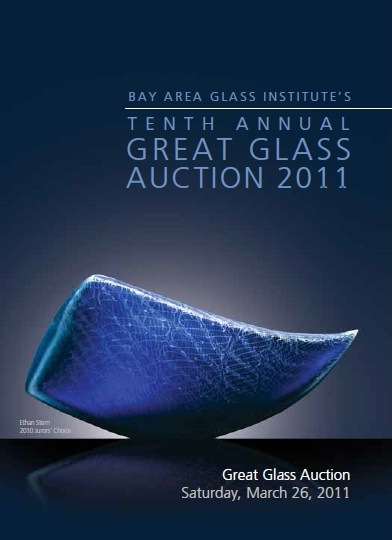 BAGI Auction 2011 Invitation Cover
