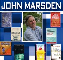 John Marsden - Author talk and book signing