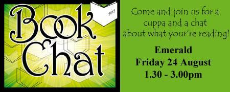 Book Chat @ Emerald