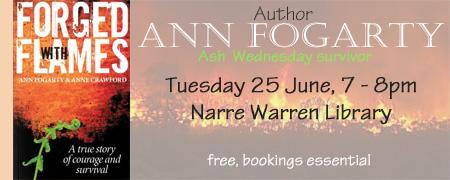 Ann Fogarty - Narre Warren 25/6