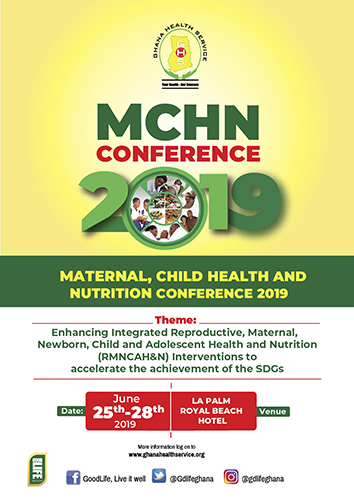 2nd National Maternal Child Health and Nutrition (MCHN