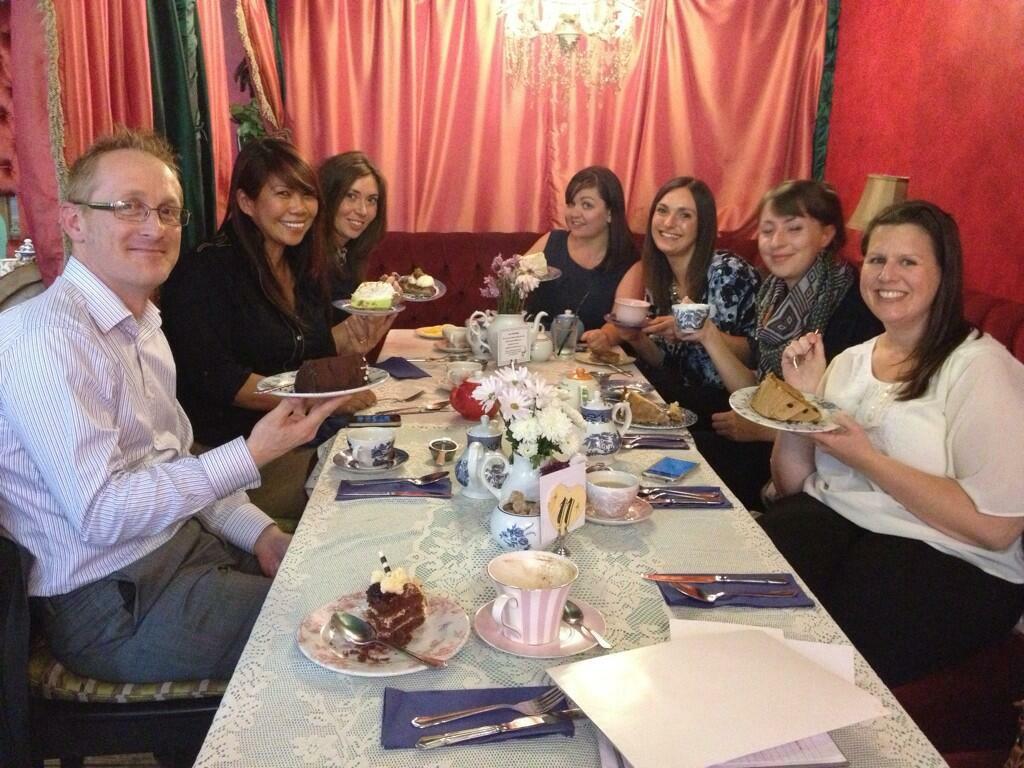last cake club meet