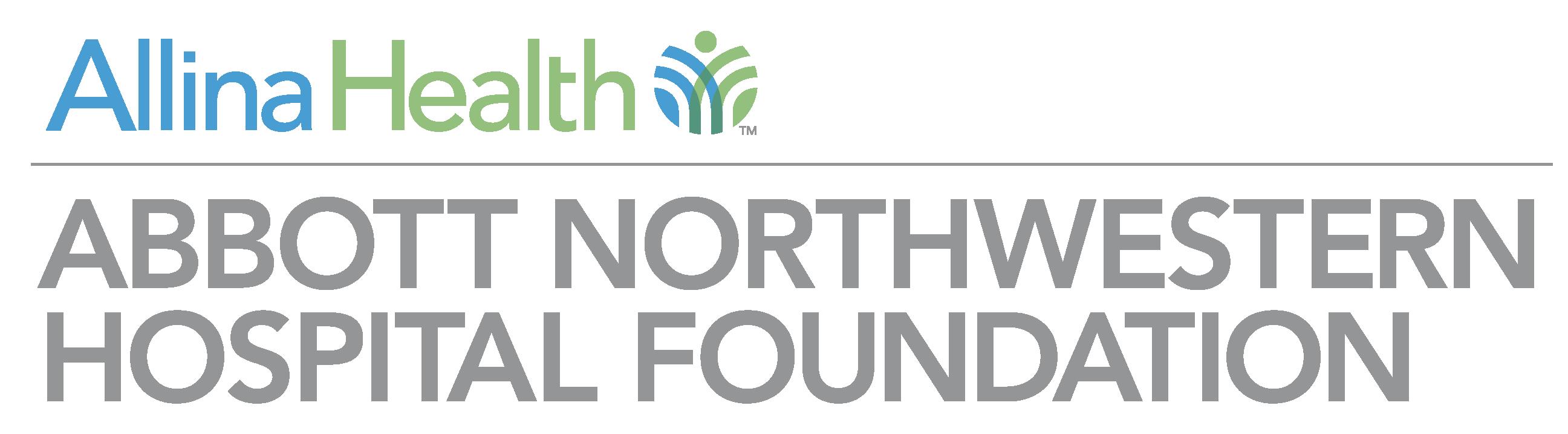 Abbott Northwestern Hospital Foundation Logo