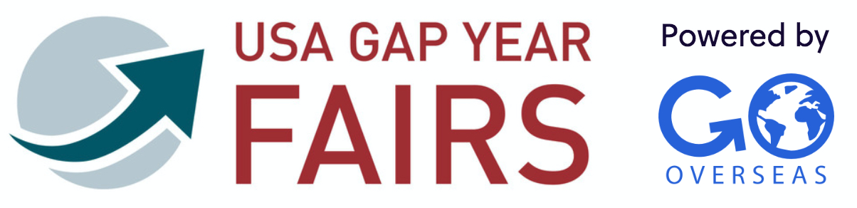 USA Gap Year Fairs & Go Overseas Logo