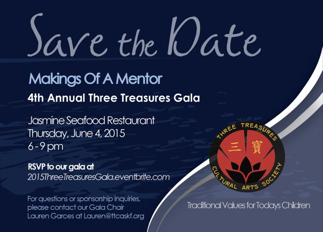 TTCAS Gala Save The Date