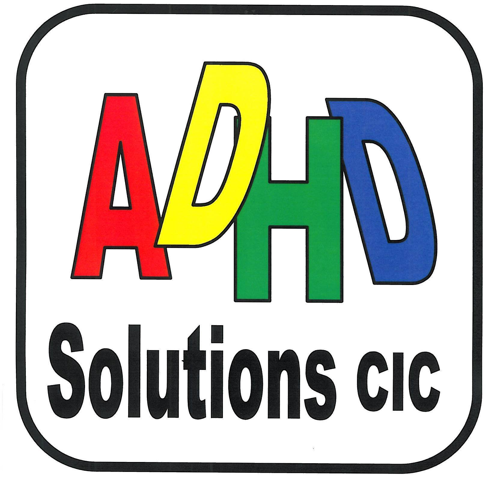ADHD Solutions logo
