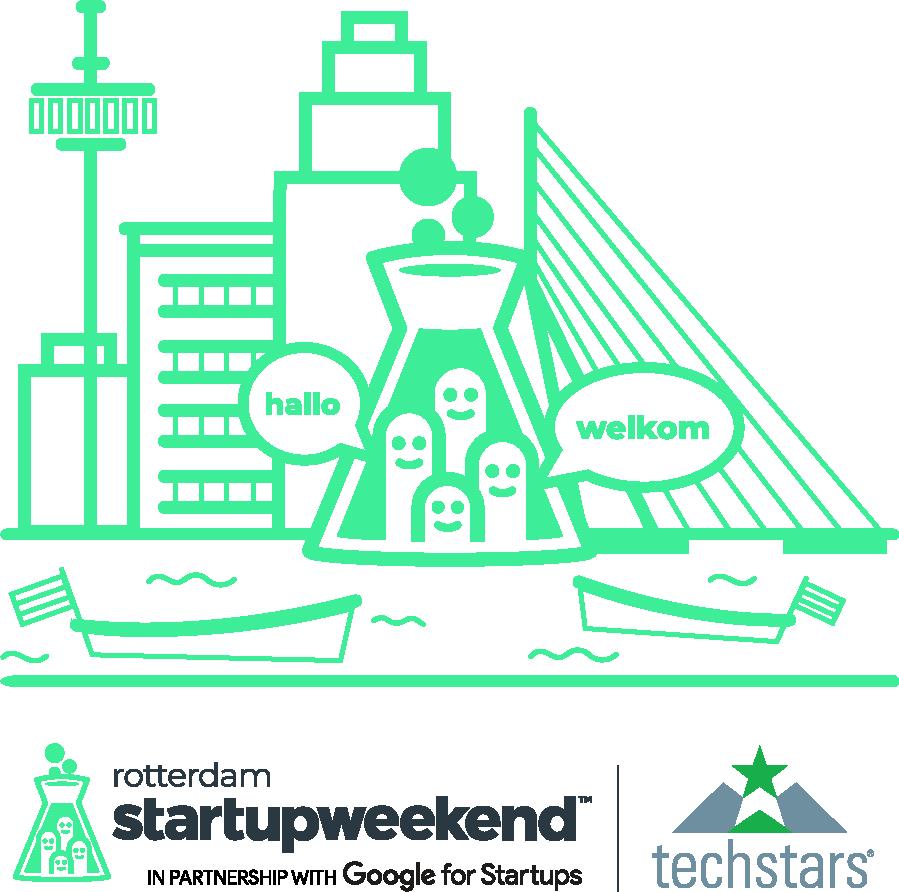 Techstars Startup Weekend Rotterdam