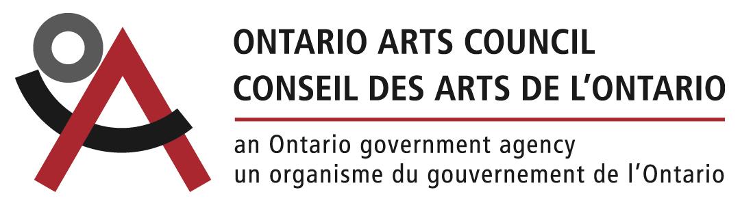 Ontario Arts Council Logo