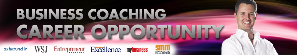 Business Coaching Career Opportunity Event