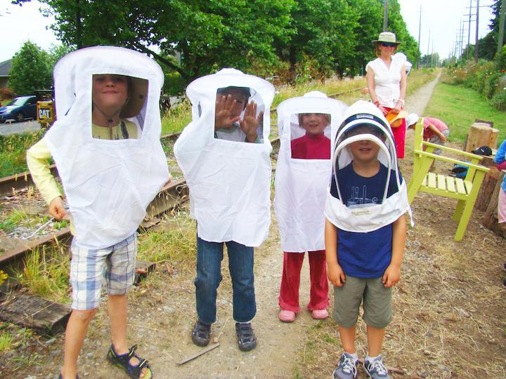 Bee School For Kids