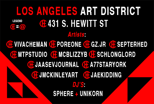 Vivache's Gallery Los Angeles Art District