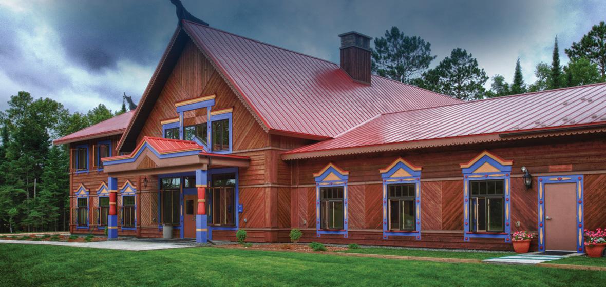 Image: Russian Village at Concordia Language Villages