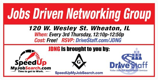 Jobs Driven Networking Group (JDNG)