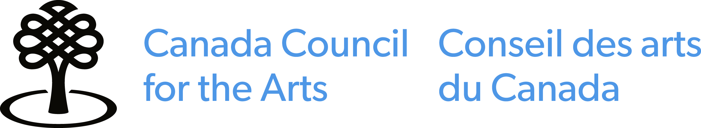LOGO of canada council for the arts