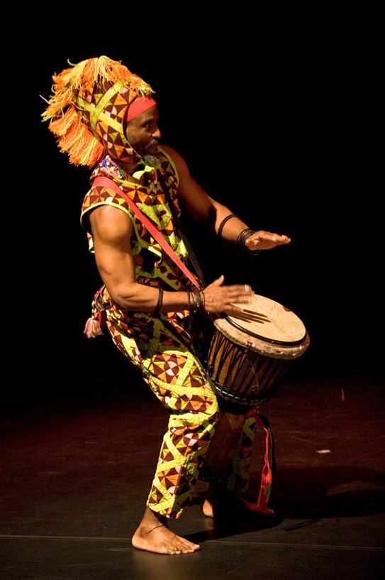 COBA Drummers