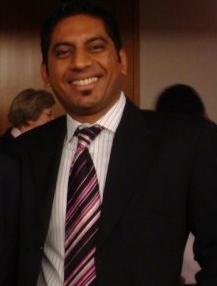 Sudarshanis headshot picture