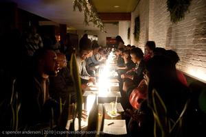 The Atlanta Quarterly - A Winter Social