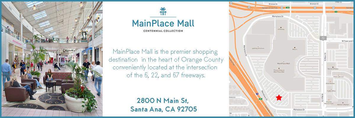 MainPlace Mall Banner w Map