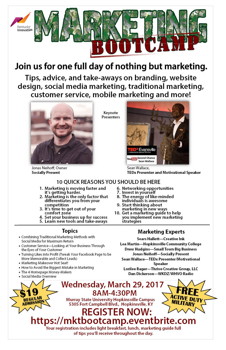 Marketing Bootcamp