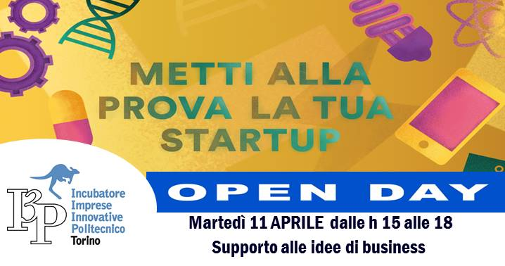 Open Day I3P 2017