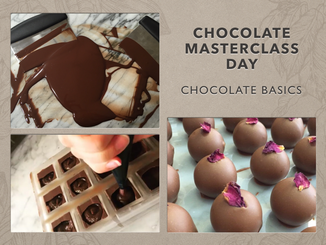 York Cocoa Works Master Class Day