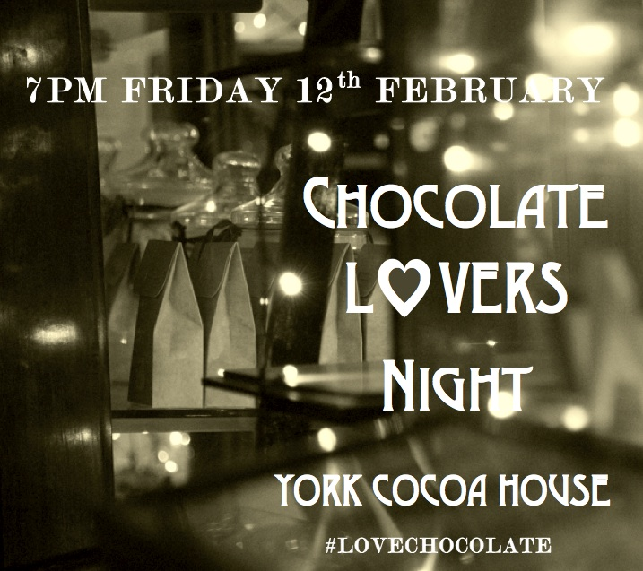 Valentine's Chocolate Dinner