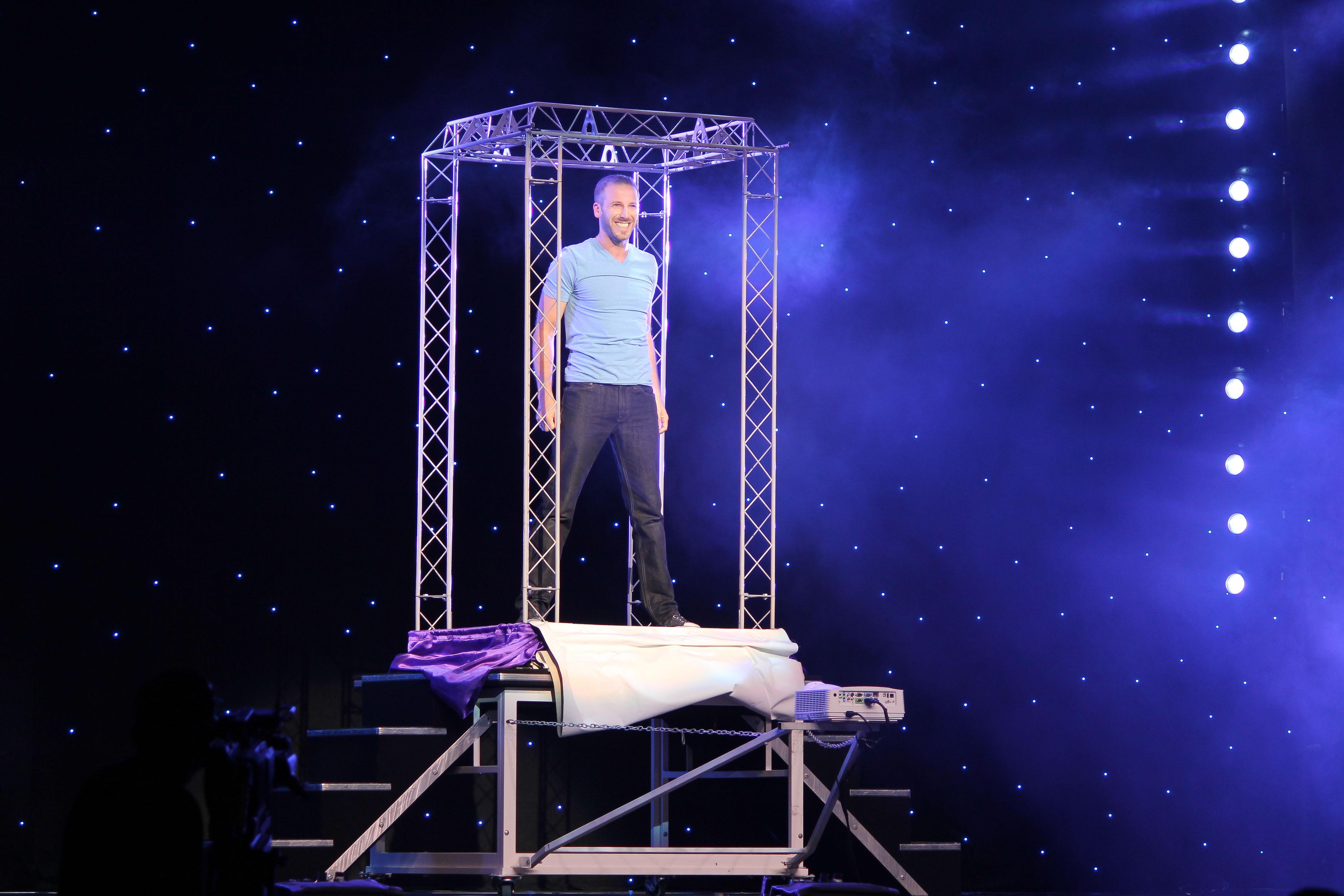 Scott Pepper Illusionist