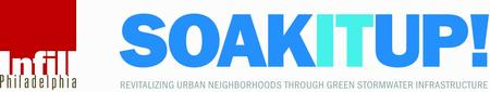 Infill Philadelphia Soak It Up logo