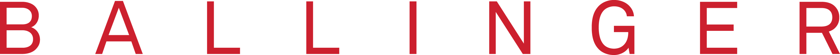 Ballinger Architecture and Engineering logo