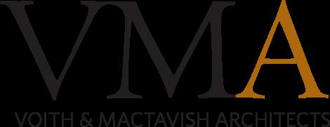 Voith and Mactavish Architects Logo