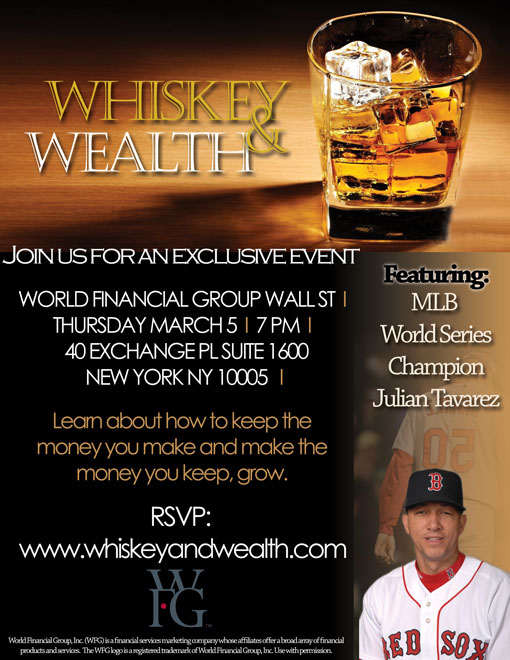 Whiskey and Wealth