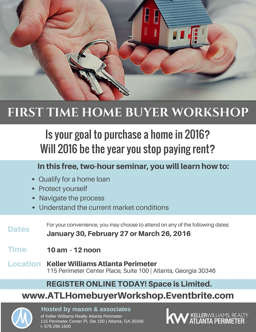 First time homebuyer seminar tickets multiple dates for Maine first time home buyers