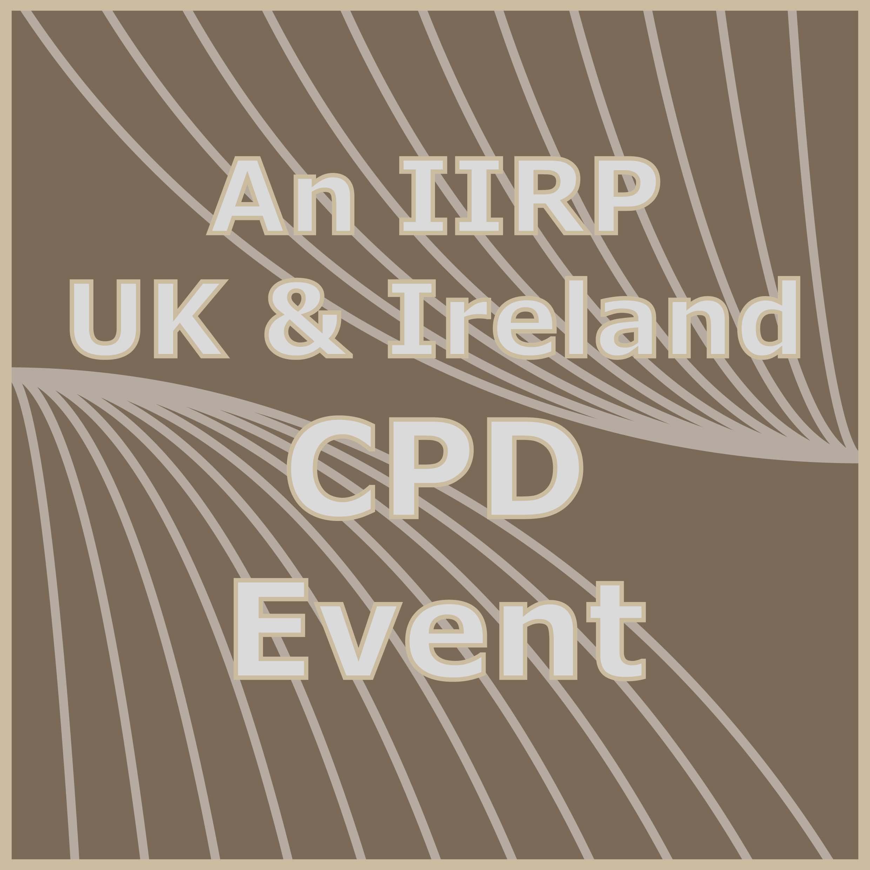 IIRP UK & I CPD Logo