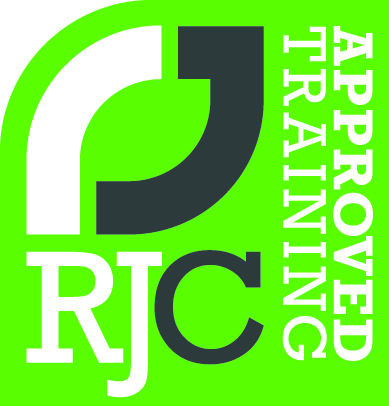 RJC Approved Training Logo