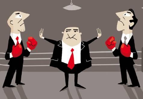Resultado de imagen de conflictos profesionales