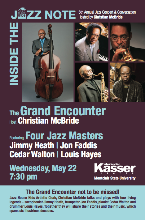 Inside the Jazz Note May 22nd