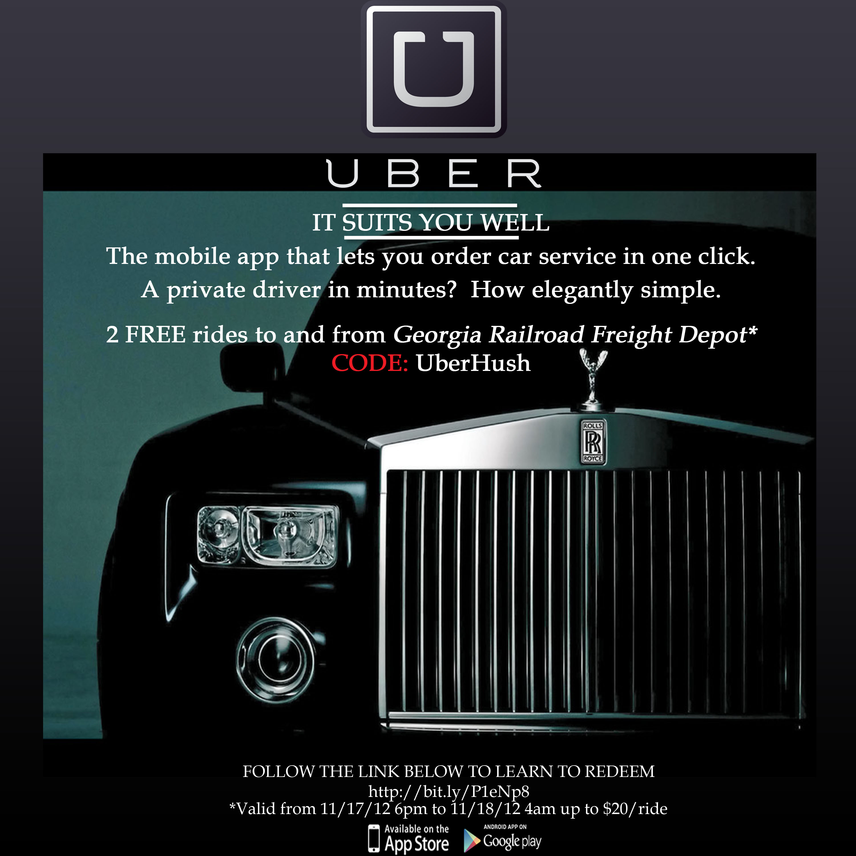 Uber promo