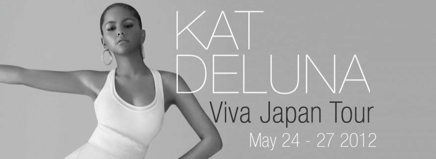 Kat Deluna  U2018viva U2019 Japan Tour 2012   Stellar Ball Shinagawa