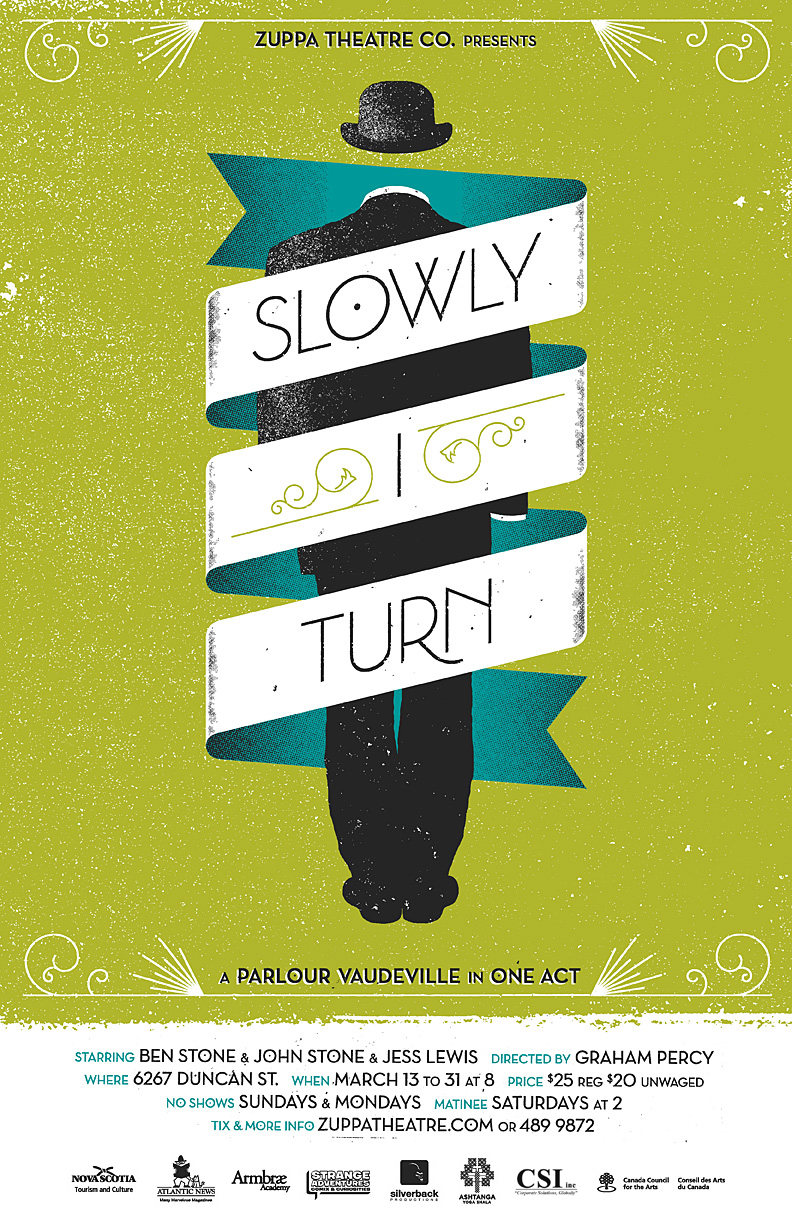 Slowly I Turn: A Parlor Vaudeville in One Act