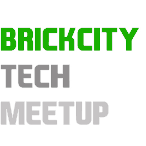 Brick City Tech Meetup logo