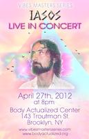 IASOS: A Full Multimedia Concert at Body Actualized Center
