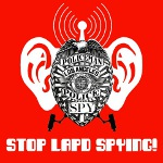 Stop LAPD Spying