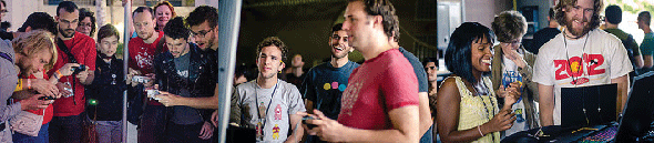 IndieCade Festival photos