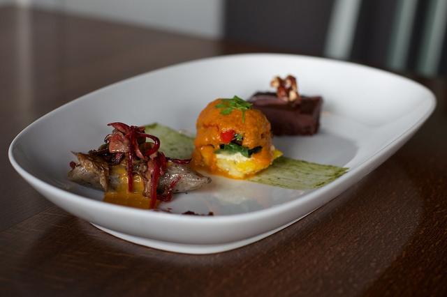 Tasting Plates Lonsdale North Van on July 23