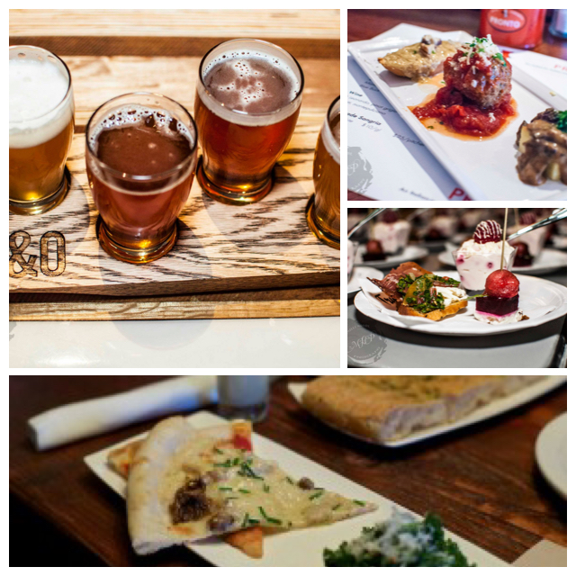 3rd Annual Tasting Plates North Vancouver on July 22