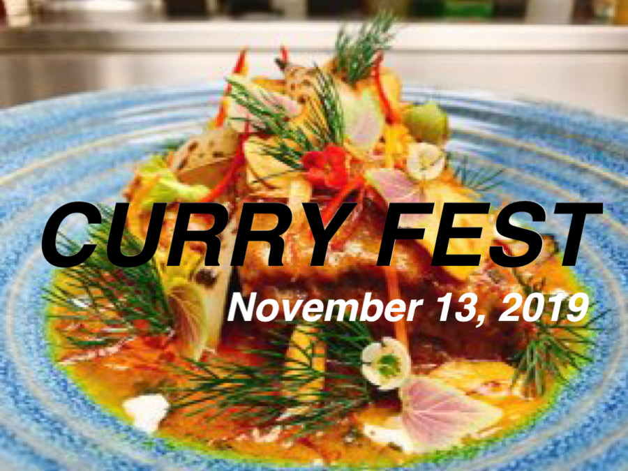 Curry Fest Vancouver on November 13