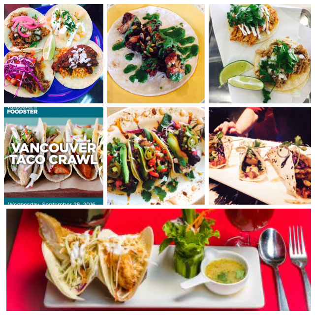 Vancouver Taco Crawl on September 28